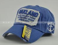 Summer baseball cap oakland women's male hat the trend of fashion sunbonnet sun hat