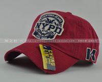 Male women's baseball cap nypd sunbonnet cap casual cap summer baseball