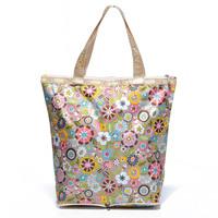 2012 casual folding bag travel bag fashion bag women's handbag shoulder bag