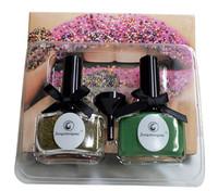 2013 Free shipping Elegant Green Nail Caviar Manicure Nail polish Set