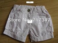 children 100% cotton short pants