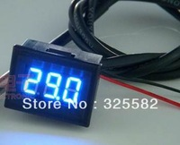 Digital thermometer  Blue color waterproof