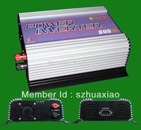 Solar grid tie inverter,MTTP function, 600W  DC input 22VDC~60VDC, AC output 90~130VAC/190 ~ 260VAC, pure sine wave inverter