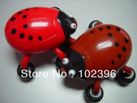 Wholesale 100pcs/lot  Animal Massager Beetle Massager Electric Massager Mini Massager  Office Gifts