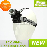 1800lm CREE XMLT6 Bicycle Head Lamp Cycling Headlight flashlight Bike Tail Headlamp Safety Waterproof Attack Part LED Light 8.4V