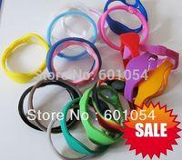Wholesale 500pcs/lot - silicone energy bracelet band balance hands wristband XS, S, M, L, XL - US,UK,Canada,Australia DHL FREE!