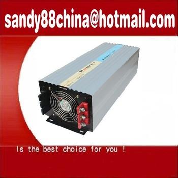 ctory sell CE&ROHS approved ,dc 12v/24v/48v to ac 100v-120v/220v-240v 5000w/5kw ,peak 10000w pure sine wave solar inverter