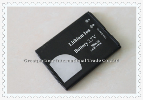 Free Shipping! Brand New LGIP-411C Mobile Phone Battery for LG CG180 KG160 KG270 KG275 KG278 KG198 KG190 KG195(China (Mainland))