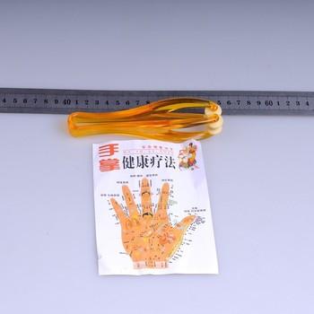 Roller massage device elastic finger hand massage device joint massage device
