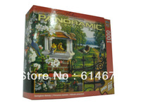 panoramic puzzle 1000pcs(FREE SHIPPING) NEW