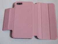 free shipping  fashionable folding  phone case for i-phone  5