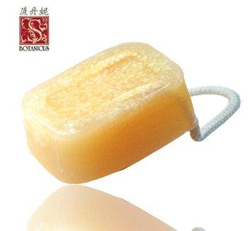 hortus botanicus peach almond handmade soap whitening soap 200