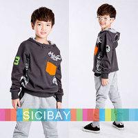 Children Cartoon Hoodies Boys Spring Outerwear Kids Casual Tops Cool Garment,Free Shipping K0349