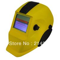 Best selling Big view area Solar auto darkening welding mask/welding  helmet for MIG TIG ZX7 CT welding machine/plasma cutter
