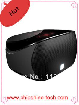 Myshine Mini Boombox  Speaker  Bluetooth  for iPAD / iPhone / iPod