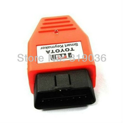Hot Selling Smart Key maker 4C 4D Chip For Toyota Smart Keymaker OBD2 Eobd Transponder Key Programmer Free Fast Shipping(China (Mainland))