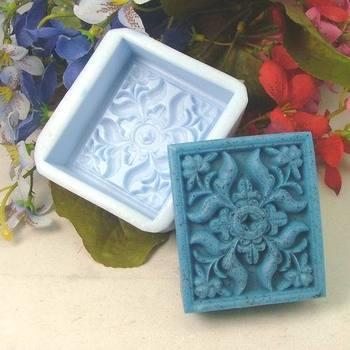 Nicole r0360 plants handmade soap mould soap handmade soap silica gel mould diy handmade soap