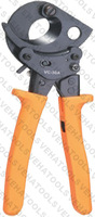 VC-30A Ratchet Cable Cutter  cutting 240mm2 Cu/Al cables STEEL PLATE Five axis machining