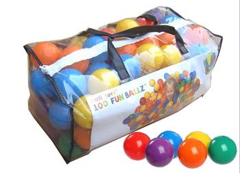 free shipping Intex Small fun ball ocean ball wave ball 49602 diameter 6.5cm  10 balls/ piece