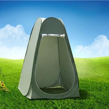 Multi purpose tent field bath wc tent