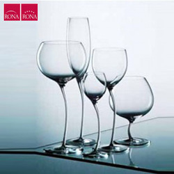 Safety Free Shipping Rona wine crystal wine glass hanap champagne glass brandy glass 3068 by brand new product(China (Mainland))