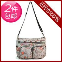 2012 women's handbag messenger bag casual light to send mom gift waterproof nylon cloth