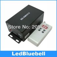 LED Controller Wireless SD card DMX signal transmitter