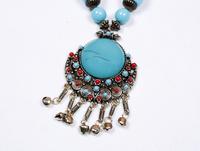 Bohemia handmade vintage necklace