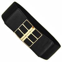 Free shipping Elegant box set buckle cummerbund female belt all-match down coat strap fashion trendy belt
