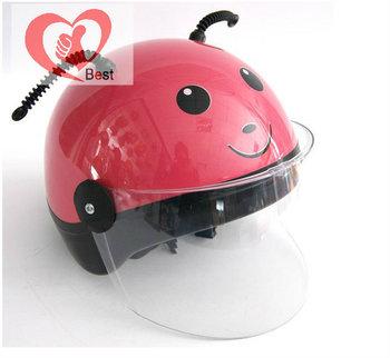 High quality children kids motorcycle racing helmet full face helmet