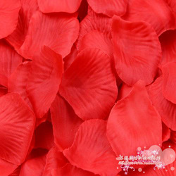 Free Shipping Rose petals marriage bed flower color 3 100(China (Mainland))