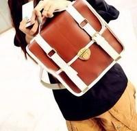 Vivi magazine fashion messenger bag vintage backpack preppy style handbag messenger bag female bags