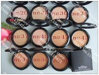 NEW makeup STUDIO TECH POWDER PLUS Foundation 15g  (6pcs/lot)
