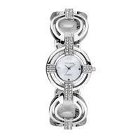 Brand watches fashion ladies watch fashion table trend women's watch 8025 silver