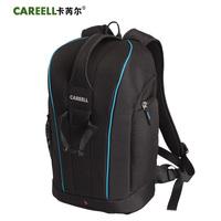 Careell card slr bag digital slr camera bag after anti-theft double-shoulder camera bag c1091