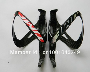 Time RXRS Full Carbon Fiber Bottle Cage Mountain/Road Bike Water Bottle Cages  2pc/lot