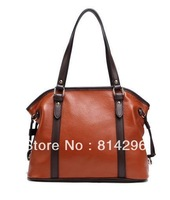 Free   shipping      Restore ancient ways ms real leather shoulder inclined shoulder bag