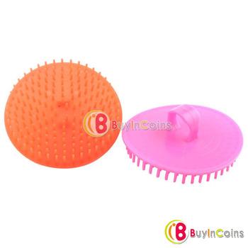 New Hair Shampoo Scalp Body Massage Massager Brush Comb #5003