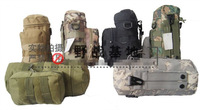 Free Shipping Multi Colors bottle pouch molle,kettle package,canteen pouches,Bottle bag,camping equipment