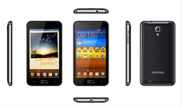 "5.0""Smart Phone MTK6575-1GHZ 3G 480*800 Mobile AP WVGA Capacitive Touch Screen/WiFi 802.11b/g/n/Android 4.1.1/ Dual SIM Card"