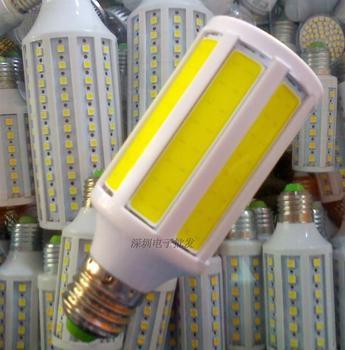 Super Bright 8W COB SMD LED Corn Bulb Light E27| E14 Lamp 7 Intergrated Chips Cool | Warm White 220V