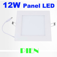 Bathroom LED Panel Ceiling Light 12W 3014 SMD 155mm Square Home decorating Lamp+LED Driver High Power Free Shipping 1pcs/lot