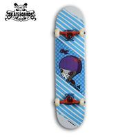 Backfire skateboard 7 ply canadian maple wooden  skateboard
