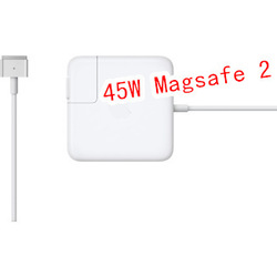45W MagSafe 2 laptop computer Power Adapter supply for MacBook Air Free shipping(China (Mainland))