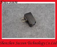 50pcs/lot socket US plug USB charger
