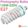5500K 220V 135W Photography Daylight Photo Video Studio Lighting Lamp Bulbs E27 [27244|01|01](China (Mainland))