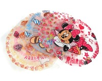 Cartoon waterproof shower cap