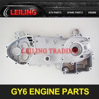 Left Crankcase Assy,GY6 150cc.Engine Parts
