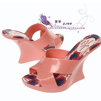 Melissa желе обувь viviennewest allotypy клинья