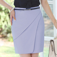 New Arrival Slim Hip Career Staight Skirts Solid High Waist Short Skirt Women's Fashion 2013 H-61